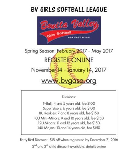 2017 Registration Flyer